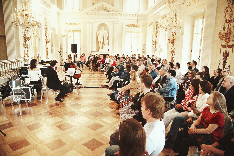 Galeria Z Piano Day Warsaw 2019 łazienki Królewskie